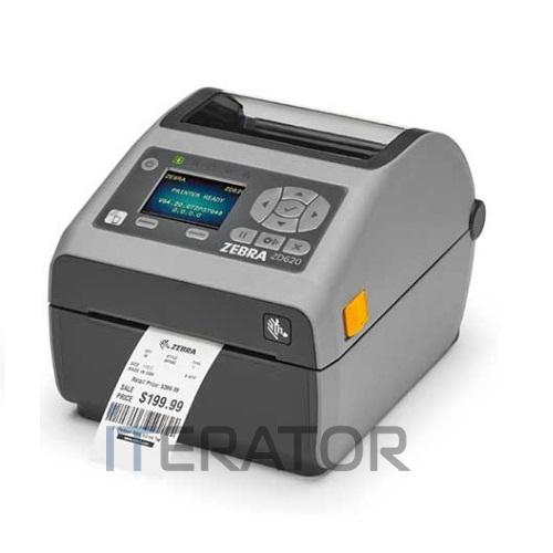 Термотрансферный принтер этикеток ZD620Т